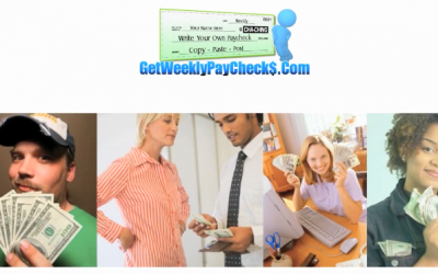 What Is Get Weekly PayChecks?