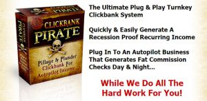 What is clickbank pirate