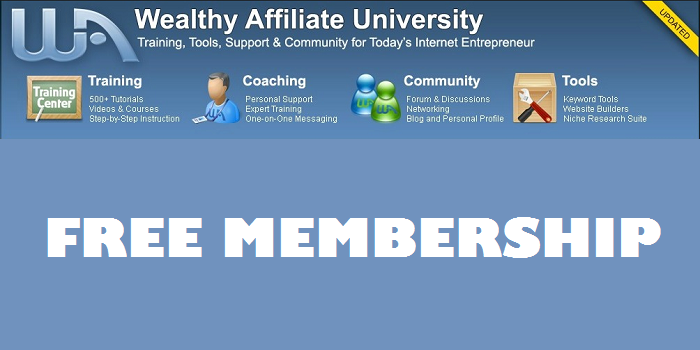 Is Wealthy Affiliate Free – You Bet It Is!