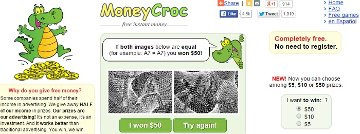 What is Moneycroc