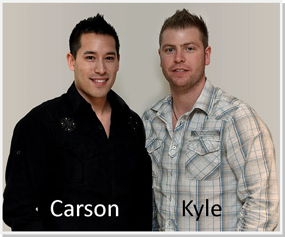 Kyle and Carson from wealthy affiliate