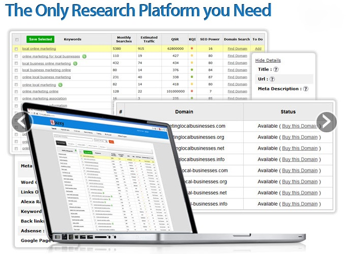 The Worlds Best Keyword Research Tool